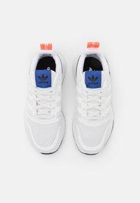 adidas Originals - MULTIX  - Trainers - crystal white/footwear white/core black - 3