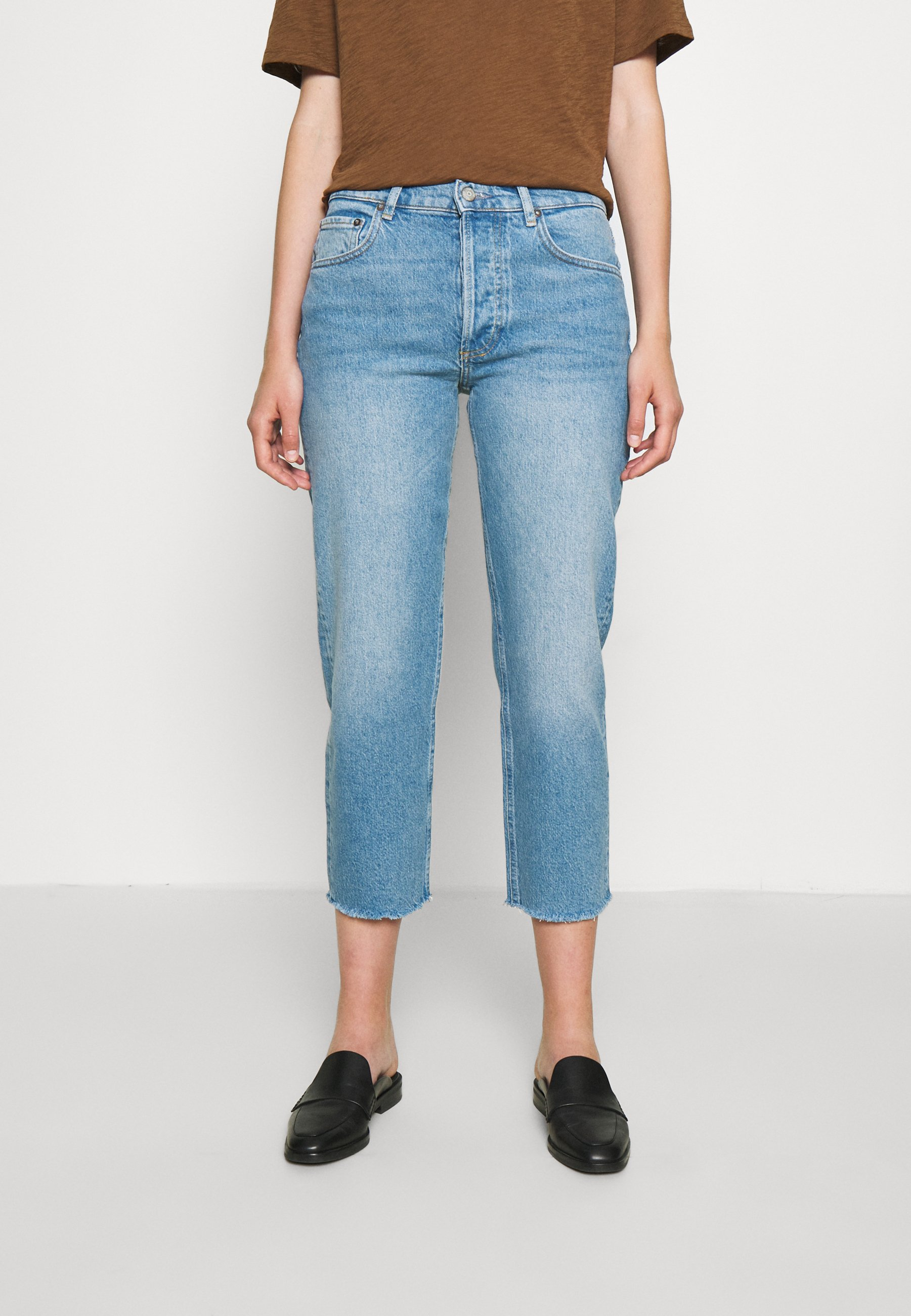 Femme THE TOMMY STRETCH HIGH RISE - Jean droit