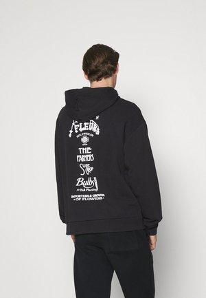 FOREST HOODIE - Sweatshirt - black