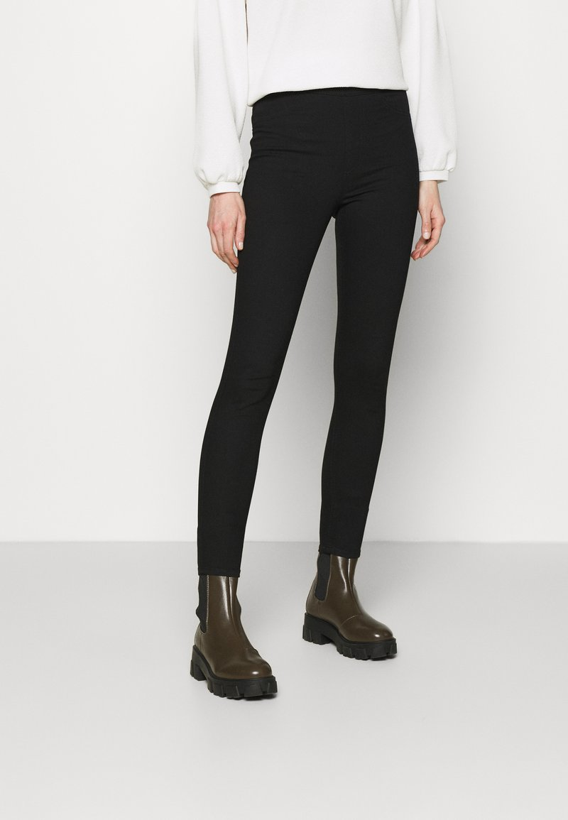 Marks & Spencer London - Jeggings - black denim