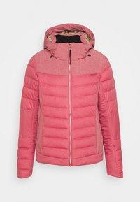 JACIANO WOMEN SNOWJACKET - Snowboard jacket - pink grape