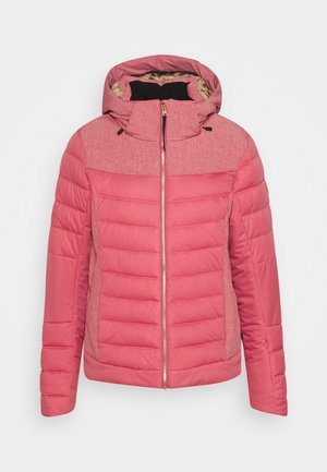 JACIANO WOMEN SNOWJACKET - Kurtka snowboardowa - pink grape