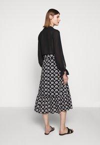 Hofmann Copenhagen - ERICA - Áčková sukně - black - 2