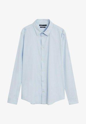 SUPER SLIM-FIT - Camicia elegante - bleu ciel
