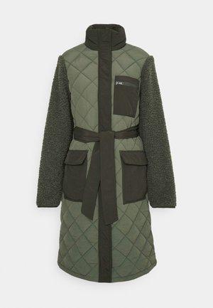 ENANTOINE JACKET  - Klasikinis paltas - thyme