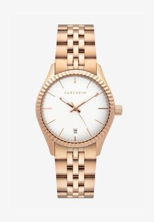 NINA - Horloge - rose gold white