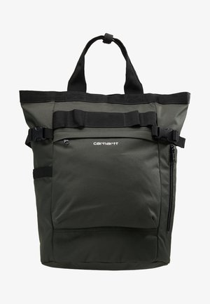 PAYTON CARRIER BACKPACK - Batoh - cypress/white
