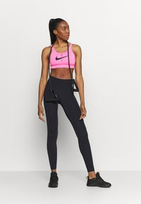 Nike Performance - ONE - Legginsy - black - 1