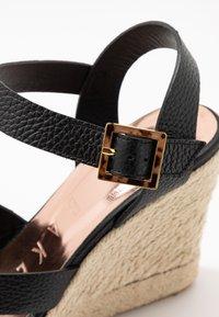 Ted Baker - SELLANA - High heeled sandals - black - 2