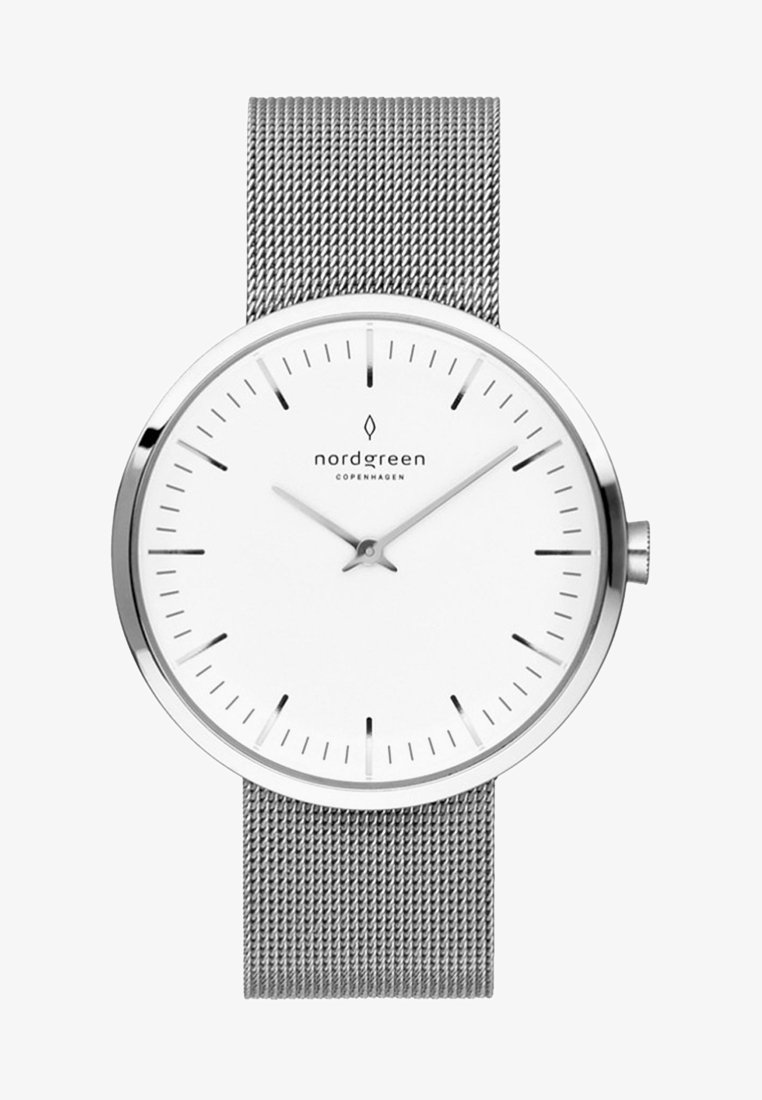 Nordgreen - Ure - silver