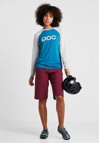 POC - ESSENTIAL  - Langærmede T-shirts - antimony blue - 1