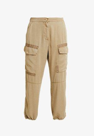 HAILEY - Kalhoty - beige light