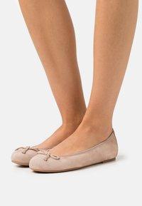Unisa - ACOR - Ballet pumps - nude - 0
