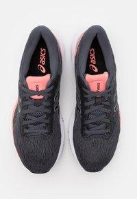 ASICS - Stabilty running shoes - carrier grey/black - 3