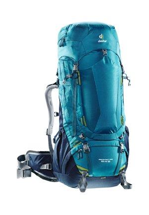 "DEUTER DAMEN TREKKINGRUCKSACK ""AIRCONTACT PRO 65+15 SL"" - Hiking rucksack - blue"
