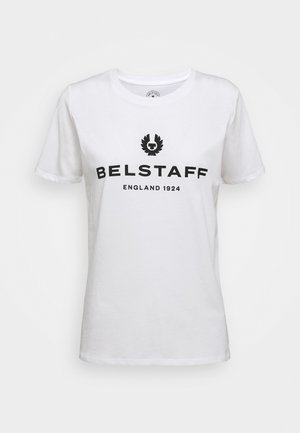 MARIOLA - Print T-shirt - white