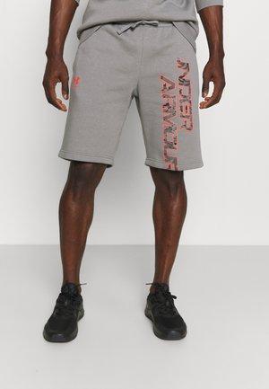 RIVAL CAMO SCRIPT - Sports shorts - grey