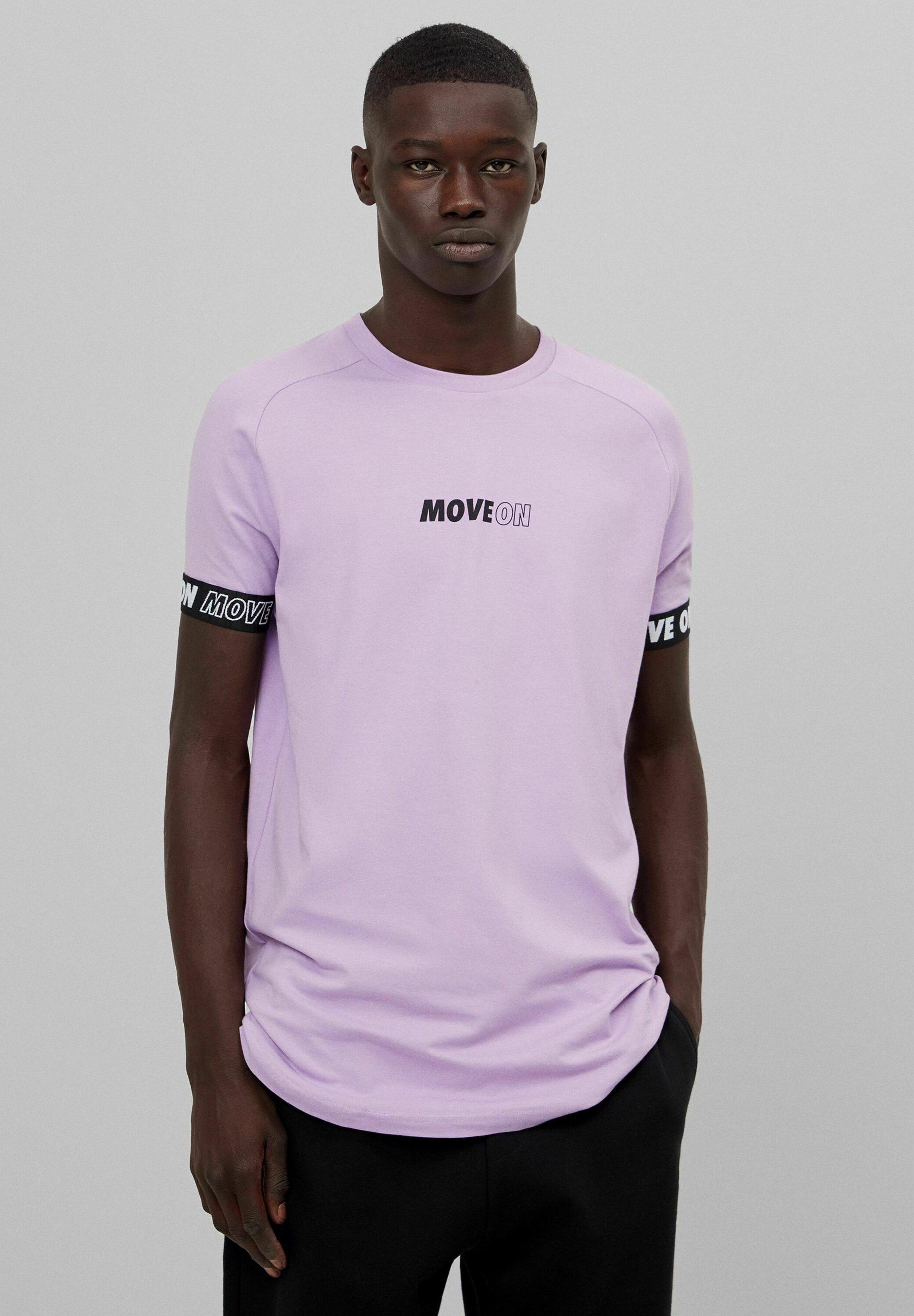 Homme MUSCLE  - T-shirt imprimé