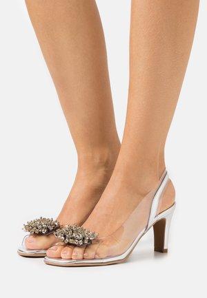 ARIES - Sandales - silver