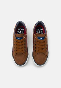 TOM TAILOR - Trainers - cognac - 3