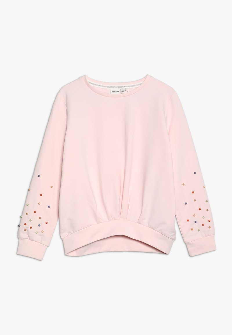 Name it - NKFKRISTA BOX  - Sweatshirt - barely pink