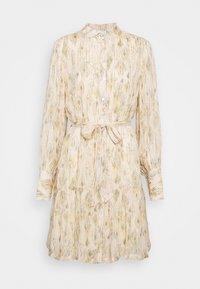 Bruuns Bazaar - DAHLIA OTHILLIA DRESS - Paitamekko - white cream - 4