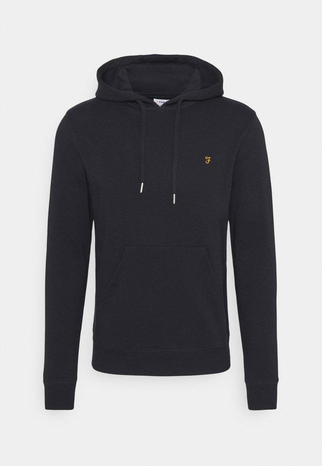 ZAIN HOODIE - Sweatshirt - true navy