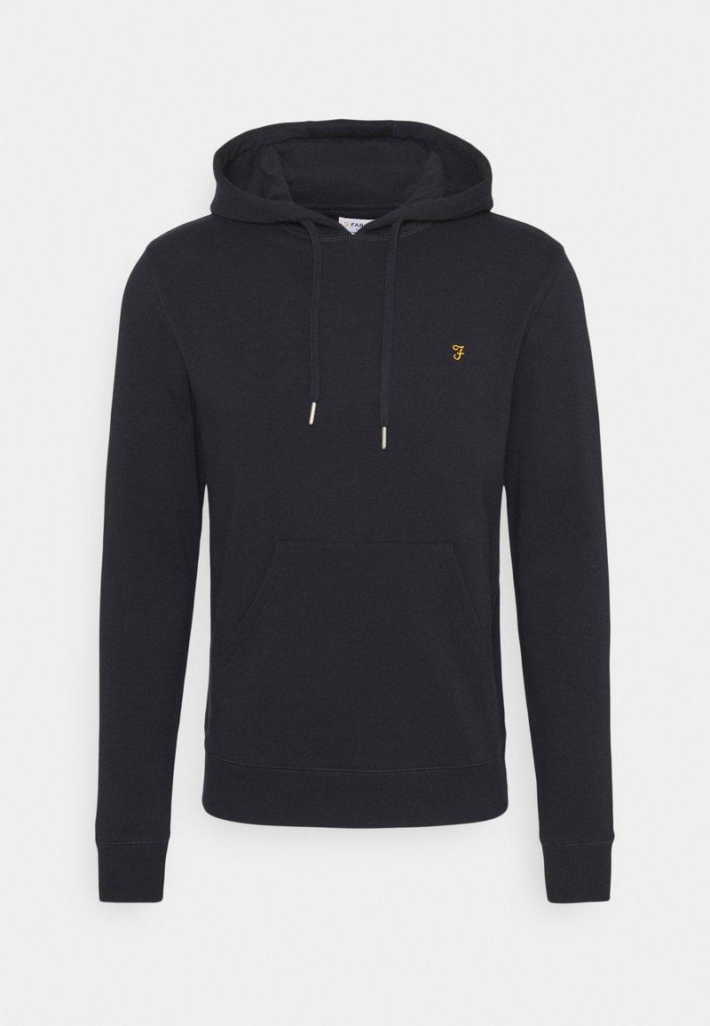 Farah - ZAIN HOODIE - Sweatshirt - true navy