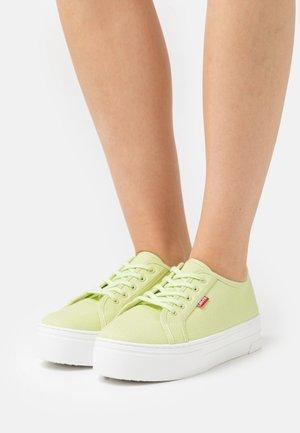 TIJUANA - Sneakers laag - light green