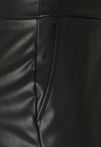 Stieglitz - DINARA PANTS - Kalhoty - black - 5