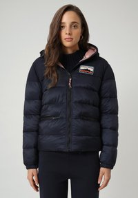 Napapijri - ATERBLU  - Winter jacket - blu marine - 0