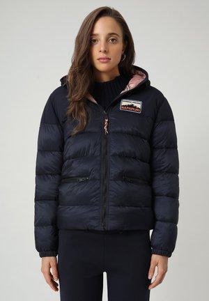 ATERBLU  - Winter jacket - blu marine