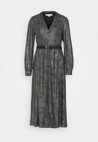 GALAXY MIDI  - Cocktailkleid/festliches Kleid - black/silver