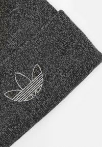 adidas Originals - OUTLINE CUFF UNISEX - Berretto - black - 3