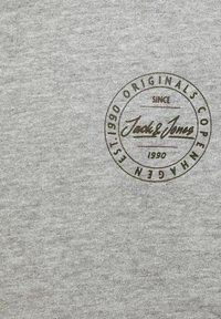 Jack & Jones Junior - Sweatshirt - light grey melange - 6