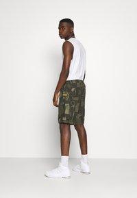 G-Star - JUNGLE CARGO - Shorts - olive/khaki - 2