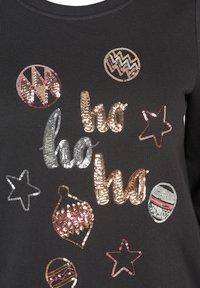 Zizzi - Sweatshirt - black - 3