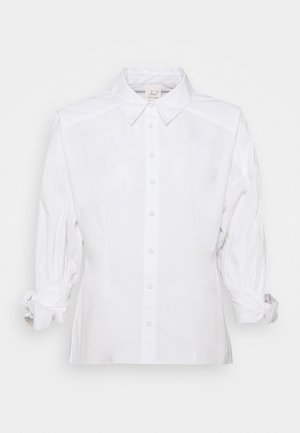 THERESA  - Button-down blouse - white