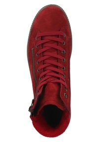 Legero - Nauhalliset nilkkurit - rio red (rot) 5000 - 1