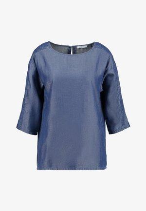 Bluzka - blue dark wash