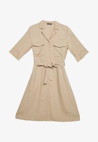 Opus - WULITA - Shirt dress - soft ginger - 0