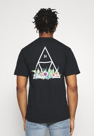 BOTANICAL GARDEN TEE - Print T-shirt - black