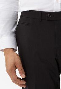 BRAX - ENRICO - Pantalon - black - 3