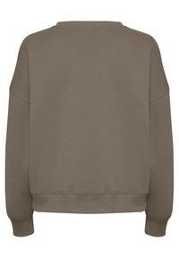Gestuz - RUBI - Sweatshirt - brown - 4