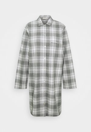 Camicia da notte - grau melange