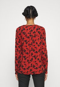 b.young - BYJOSA V NECK - Long sleeved top - arabian spice - 2