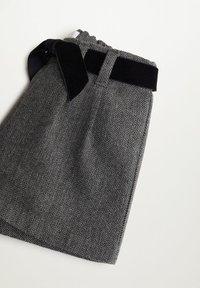 Mango - NIZA - Shorts - donkergrijs - 2