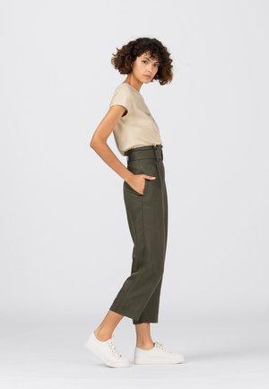 Pantalon classique - fango