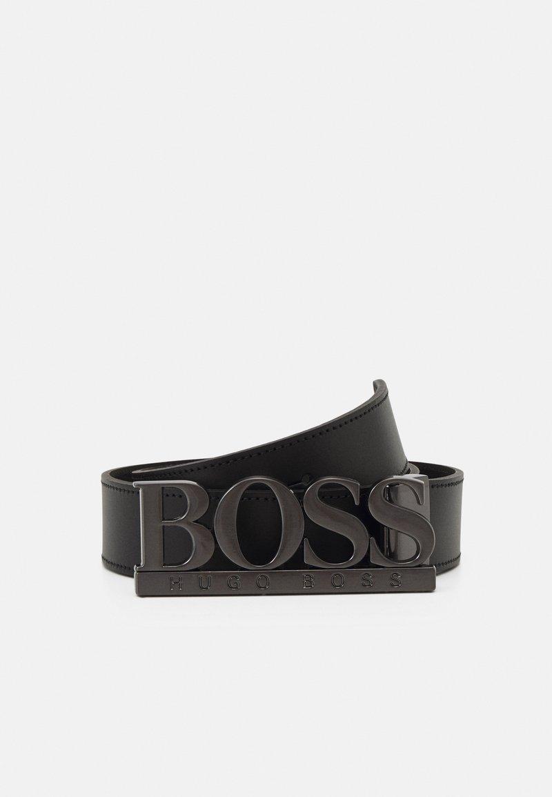 BOSS Kidswear - BELT UNISEX - Ceinture - black