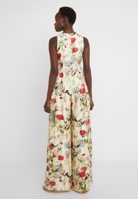 Mother of Pearl - SLEEVELESS BUTTON FRONT JUMPSUIT - Jumpsuit - wild flower - 2